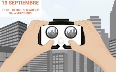 Amazing Tourism muestra sus últimos desarrollos en una jornada sobre Realidad Virtual y Aumentada en Espaitec